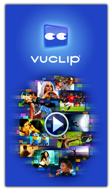 Vuclip App Splash